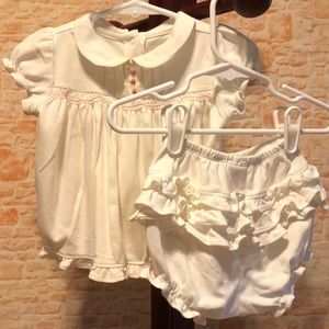 Janie and Jack Simply Sweet Set EUC 3-6 Months